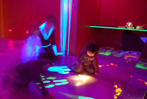 Reggio Children: Atelier Raggio di Luce
