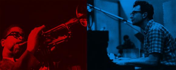 Dizzy Gillespie (Hot) / Dave Brubeck (Cool)