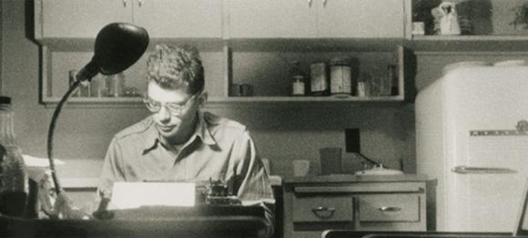 Peter Orlovsky 'Allen Ginsberg, June 1956', ©Allen Ginsberg Estate