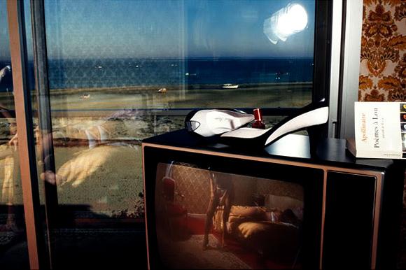 Guy Bourdin 'Roland Pierre, Summer 1983'