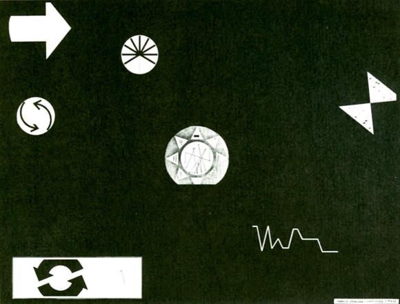 Horacio Vaggione 'Untitled Composition', 1964