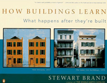 Stewart Brand『How Buildings Learn: What Happens After They're Built』