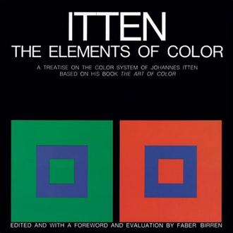 Johannes Itten, The Elements Of Color, 1970