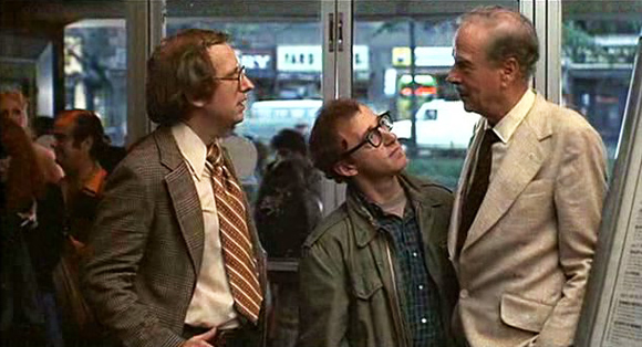 "Scene from Woody Allen's ""Annie Hall"" (1977)"