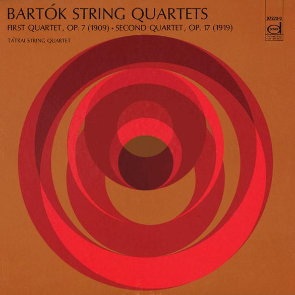 Bartók String Quartets (Dover)