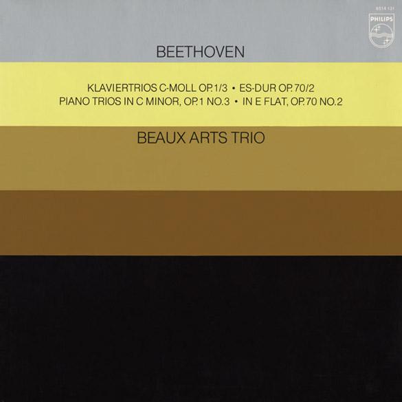 Piano Trios in C Minor (Philips)