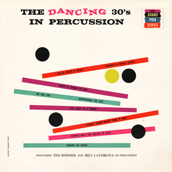 The Dancing 30's in Percussion