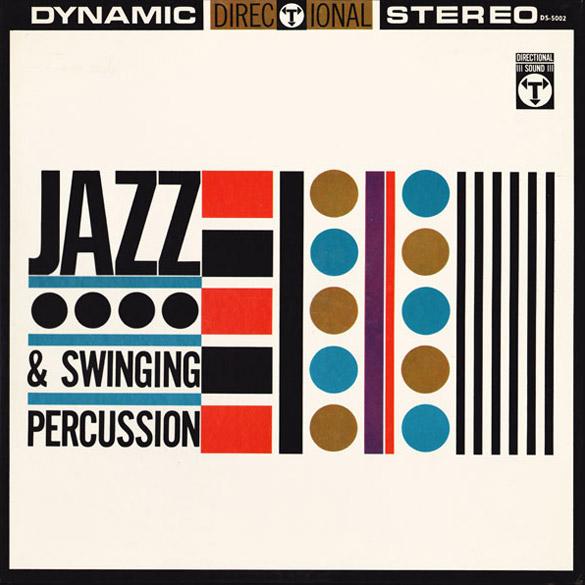 Jazz & Swinging Percussion (Directional Sound)