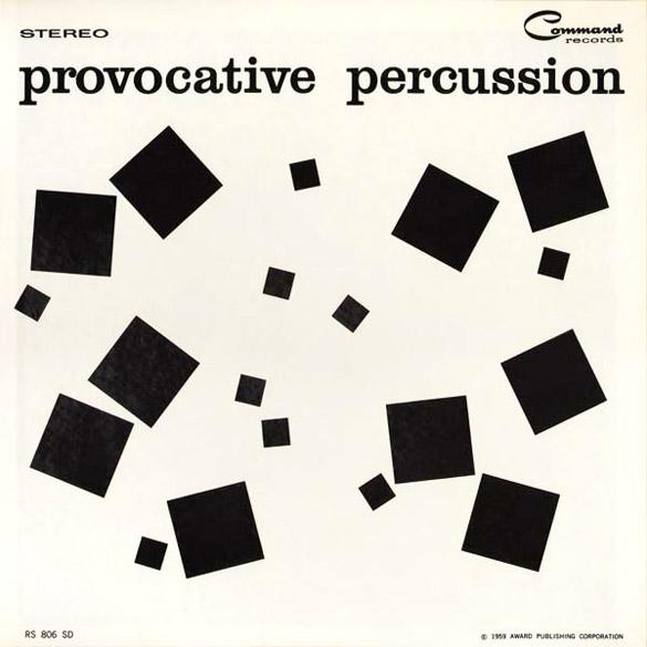 Provocative Percussion (Command, 1959)