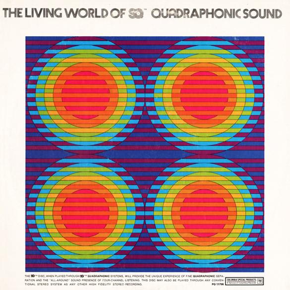 Quadrophonic Sound (Columbia, 1973)