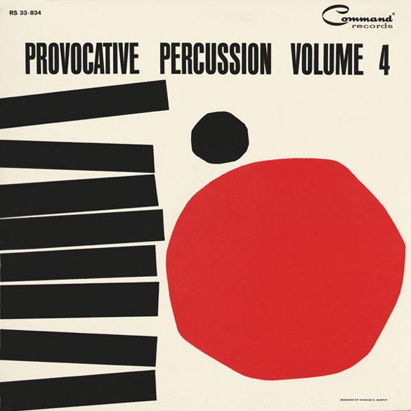 Provocative Percussion, Volume 4 (Command, 1962)