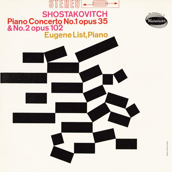 Piano Concerto No. 1 (Westminster)