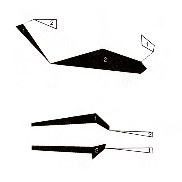 Brian Schorn 'Pieces of 2 Pieces for 2 Pianos', 2002